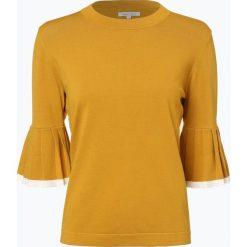 Swetry klasyczne damskie: Apriori - Sweter damski – Coordinates, żółty