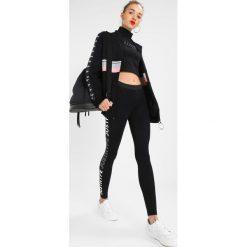 Bluzy rozpinane damskie: Hype WOMENS TRACK JACKET TAPING Bluza rozpinana black/grey/pink