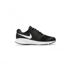 Buty Dziecko Nike  907254 Boys'  Star Runner. Czarne trampki chłopięce Nike, retro. Za 184,68 zł.