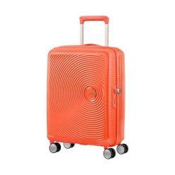 Walizka Spinner Soundbox brzoskwiniowa (32G-66-001). Pomarańczowe walizki marki Samsonite. Za 358,46 zł.