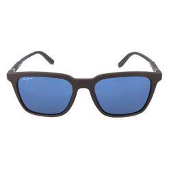 """Okulary przeciwsłoneczne męskie: Okulary przeciwsłoneczne """"SF843S"""" w kolorze czarnym"""