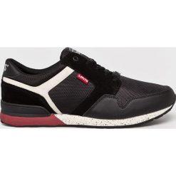 Levi's - Buty NY Runner 2.0. Brązowe buty skate męskie Levi's®, z gumy, na sznurówki. W wyprzedaży za 229,90 zł.