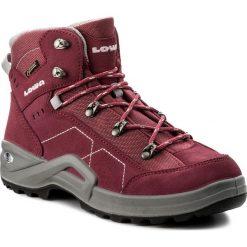 Buty trekkingowe dziewczęce: Trekkingi LOWA – Kody III Gtx Mid Junior GORE-TEX 350099  Berry 0351