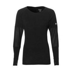 Bluzki asymetryczne: Asics Koszulka damska LS Top Performance Black r. S (62338)