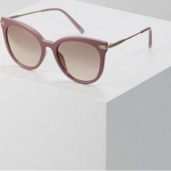Okulary przeciwsłoneczne damskie: Calvin Klein Okulary przeciwsłoneczne antique rose