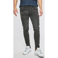 Only & Sons - Jeansy Raw Hem. Szare jeansy męskie skinny marki Only & Sons. W wyprzedaży za 79,90 zł.
