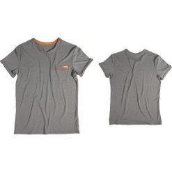 Koszulki sportowe męskie: JOBE Koszulka męska Discover Slate szara r. L