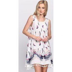 Sukienki: Biała Sukienka Million Reasons