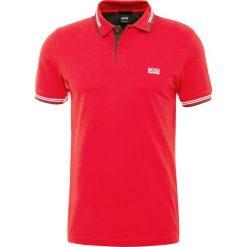 BOSS ATHLEISURE PAUL SLIM FIT Koszulka polo open red. Niebieskie koszulki polo marki BOSS Athleisure, m. Za 379,00 zł.