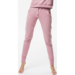 Cardio Bunny - Spodnie Pretty. Szare bryczesy damskie marki Cardio Bunny, l, z bawełny. W wyprzedaży za 179,90 zł.