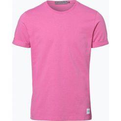 Calvin Klein Jeans - T-shirt męski, różowy. Fioletowe t-shirty męskie marki KIPSTA, m, z elastanu, z długim rękawem, na fitness i siłownię. Za 129,95 zł.