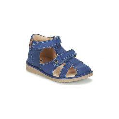 Sandały Dziecko  Citrouille et Compagnie  ILEKOPAIN. Niebieskie sandały chłopięce Citrouille et Compagnie. Za 143,20 zł.