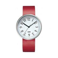 Zegarki męskie: Zegarek Record męski czerwony