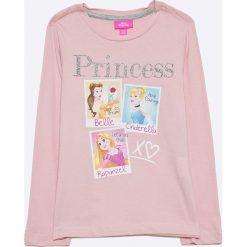 Bluzki dziewczęce bawełniane: Blukids - Bluzka dziecięca Disney Princess 98-128 cm (2-pack)