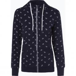 Marie Lund - Damska bluza rozpinana, niebieski. Niebieskie bluzy rozpinane damskie marki Marie Lund, m. Za 229,95 zł.