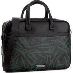 Torba na laptopa CALVIN KLEIN - Laptop Bag E D4n K50K502313 064. Czarne plecaki męskie Calvin Klein, ze skóry ekologicznej. W wyprzedaży za 539,00 zł.