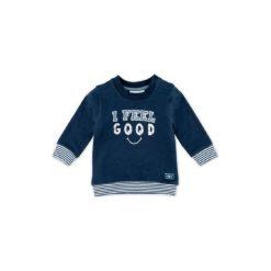 Feetje  Bluza marine - niebieski - Gr.Niemowlę (0 - 6 miesięcy). Niebieskie bluzy niemowlęce marki Feetje, z bawełny. Za 69,00 zł.