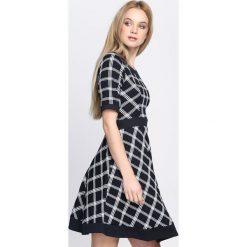 Sukienki: Granatowa Sukienka Always On Time