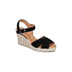 Sandały Betty London  ININI. Czarne sandały damskie marki Betty London. Za 239,20 zł.
