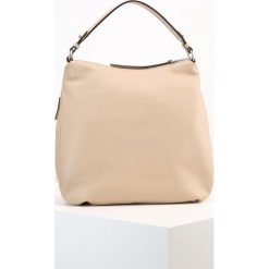 Shopper bag damskie: Abro ADRIA Torba na zakupy natural