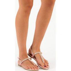 ALEXIA sandały japonki. Czerwone sandały damskie comer. Za 49,99 zł.