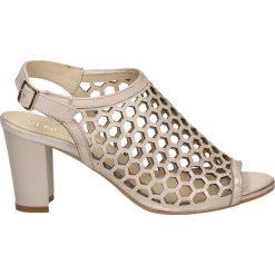 Sandały damskie: Sandały - 1025 PEL ROSA