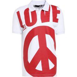 Koszulki polo: Love Moschino Koszulka polo white/red