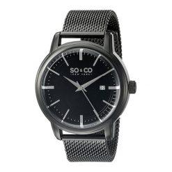 """Zegarki męskie: Zegarek """"5207.4"""" w kolorze czarnym"""