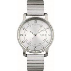 Zegarki męskie: Zegarek l'orologio męski ze stalową bransoletą
