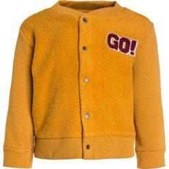 Imps&Elfs Bluza rozpinana gold yellow. Żółte bluzy chłopięce rozpinane Imps&Elfs, z bawełny. W wyprzedaży za 151,20 zł.