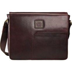 Bugatti TOCCO Torba na ramię brown. Brązowe torby na ramię męskie marki Kazar, ze skóry, przez ramię, małe. W wyprzedaży za 989,10 zł.