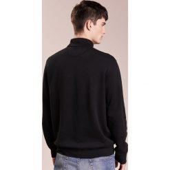 Koszulki polo: Polo Ralph Lauren DOUBLE Bluzka z długim rękawem polo black