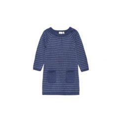 Sukienki niemowlęce: name it Girls Sukienka Vylfina vintage indigo