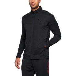 Bejsbolówki męskie: Under Armour Bluza męska Sportstyle Pique czarna r. XXL (1313204-001)