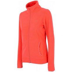 4F Damska Bluza H4Z17 pld001 Koralowy L. Pomarańczowe bluzy polarowe 4f, l, z długim rękawem, długie. W wyprzedaży za 69,00 zł.