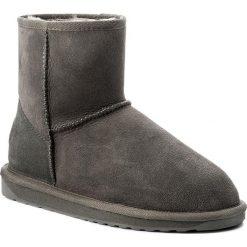 Buty EMU AUSTRALIA - Stinger Mini W10003 Charcoal 1. Szare buty zimowe damskie marki EMU Australia, z gumy. Za 639,00 zł.