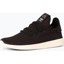 Adidas Originals - Tenisówki męskie – Tennis Hu, czarny. Brązowe tenisówki męskie marki adidas Originals, z bawełny. Za 349,95 zł.