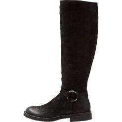 Felmini CREPA Kowbojki i obuwie motocyklowe black. Czarne buty zimowe damskie marki Felmini, z materiału. Za 839,00 zł.