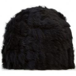 Czapka damska 87-HF-012-1. Czarne czapki zimowe damskie Wittchen, na zimę. Za 129,00 zł.