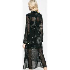 Długie sukienki: Answear - Sukienka Twilight