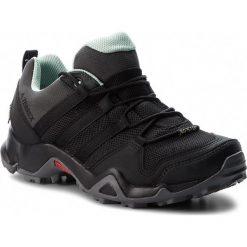 Buty adidas - Terrex AX2R Gtx W GORE-TEX AC8064 Cblack/Cblack/Ashgrn. Czarne buty do biegania damskie marki Adidas, z kauczuku. W wyprzedaży za 349,00 zł.