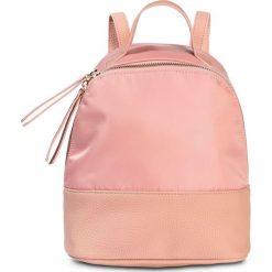 Mały plecak basic bonprix stary jasnoróżowy. Czerwone plecaki damskie bonprix, ze skóry, eleganckie. Za 49,99 zł.