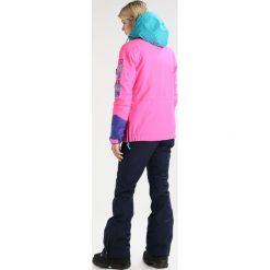 O'Neill FROZEN WAVE Kurtka snowboardowa neon pink. Czerwone kurtki damskie narciarskie O'Neill, xs, z materiału. W wyprzedaży za 775,20 zł.