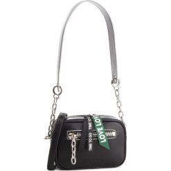 Torebka MONNARI - BAGB930-020 Black. Czarne torebki klasyczne damskie Monnari, ze skóry ekologicznej. W wyprzedaży za 169,00 zł.