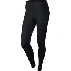 Legginsy do biegania damskie NIKE DRI-FIT EPIC RUN TIGHT / 646212-010. Czarne legginsy sportowe damskie Nike, do biegania, dri-fit (nike). Za 195,00 zł.