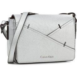 Torebka CALVIN KLEIN BLACK LABEL - Luna Small Crossbody K60K603756  003. Czarne listonoszki damskie marki Calvin Klein Black Label, z materiału. W wyprzedaży za 279,00 zł.