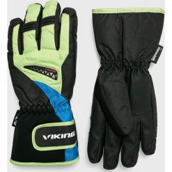 Viking - Rękawiczki. Czarne rękawiczki męskie Viking, z materiału. Za 89,90 zł.