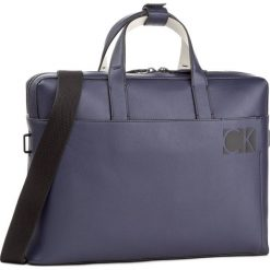 Plecaki męskie: Torba na laptopa CALVIN KLEIN BLACK LABEL – Hi-Profile Slim Laptop K50K503443 426