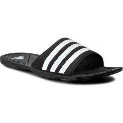 Chodaki męskie: Klapki adidas - adipure FC AQ3936 Cblack/Ftwwht/Clegre