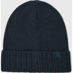 Nike Sportswear - Czapka. Czarne czapki zimowe męskie Nike Sportswear, na zimę, z dzianiny. Za 99,90 zł.